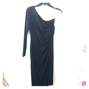 Maggy London One Sleeve Dress